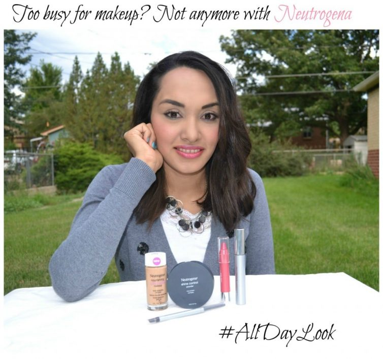 My #AllDayLook with Neutrogena products! - My Latina Table