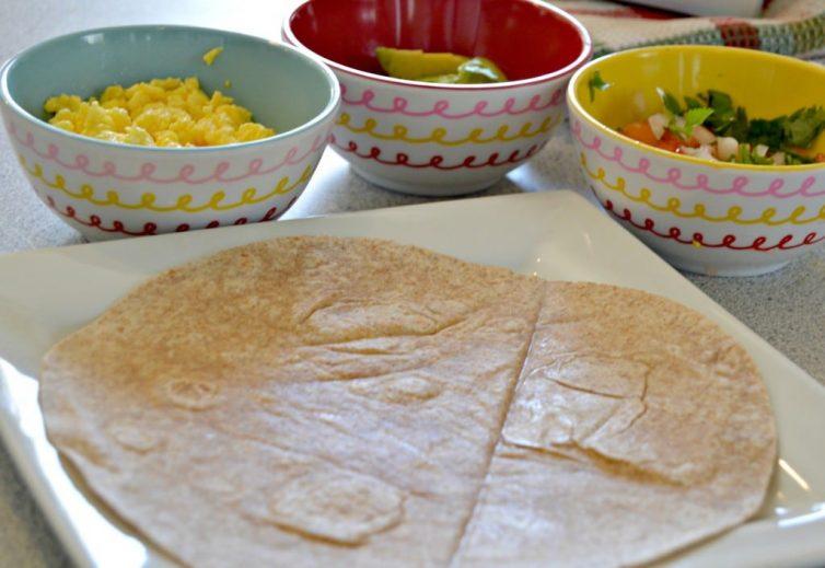 Burrito Ingredients