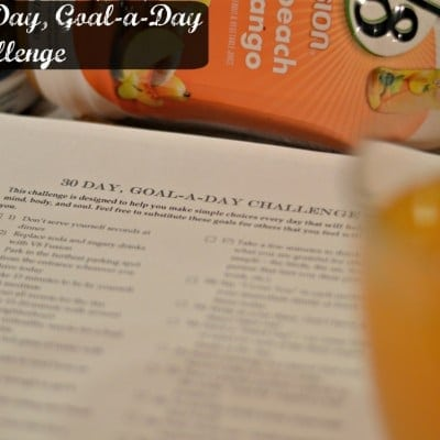 30 Day, Goal-A-Day Challenge (Free Printable)