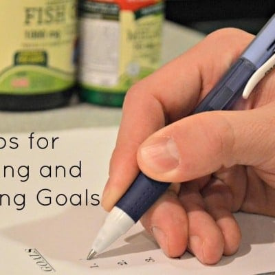 Tips for Making and Keeping Goals