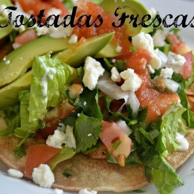 Tostadas Frescas