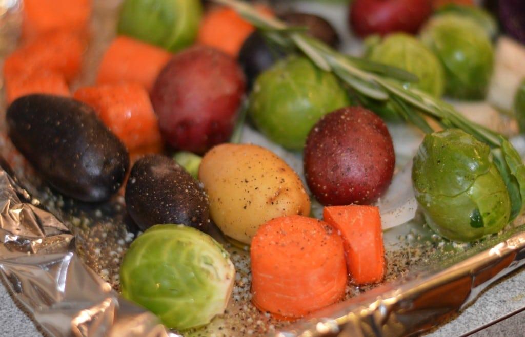 foto 5 roasted vegetables