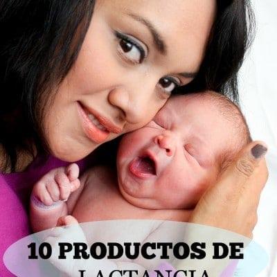 10 PRODUCTOS DE LACTANCIA QUE TE SALVARAN LA VIDA