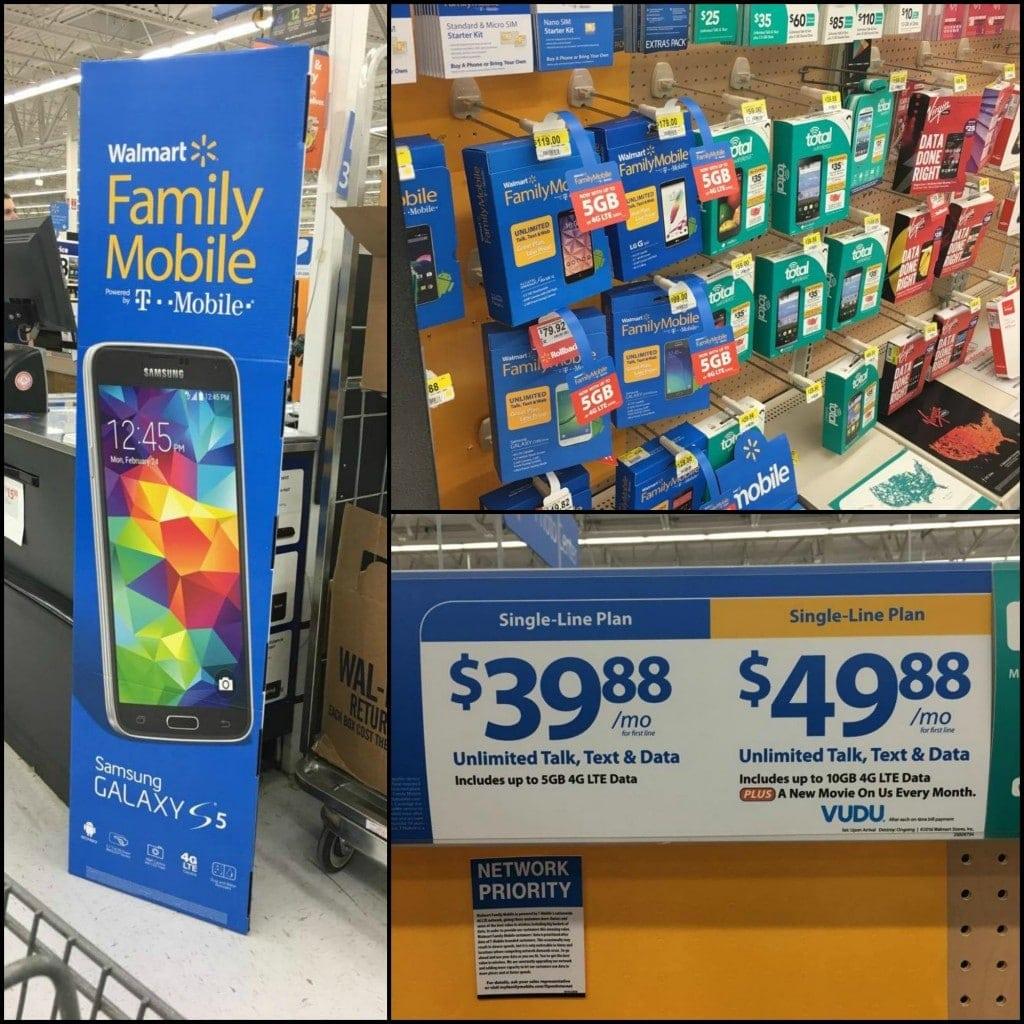 Walmart Family Mobile - Store