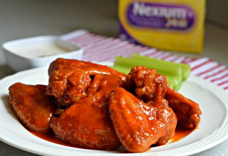 Buffalo Chicken Wings Baked Food Network