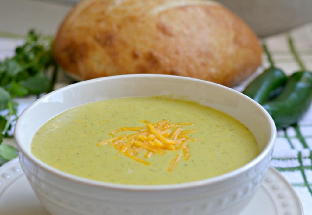 jalapeño soup