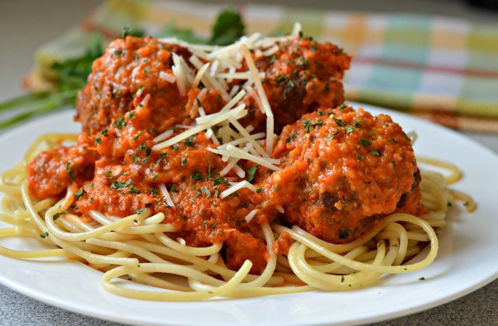 spaguetti and meatballs 2