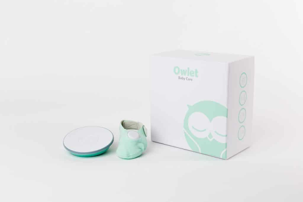 Owlet baby monitor smart sock and base unit - promotional code