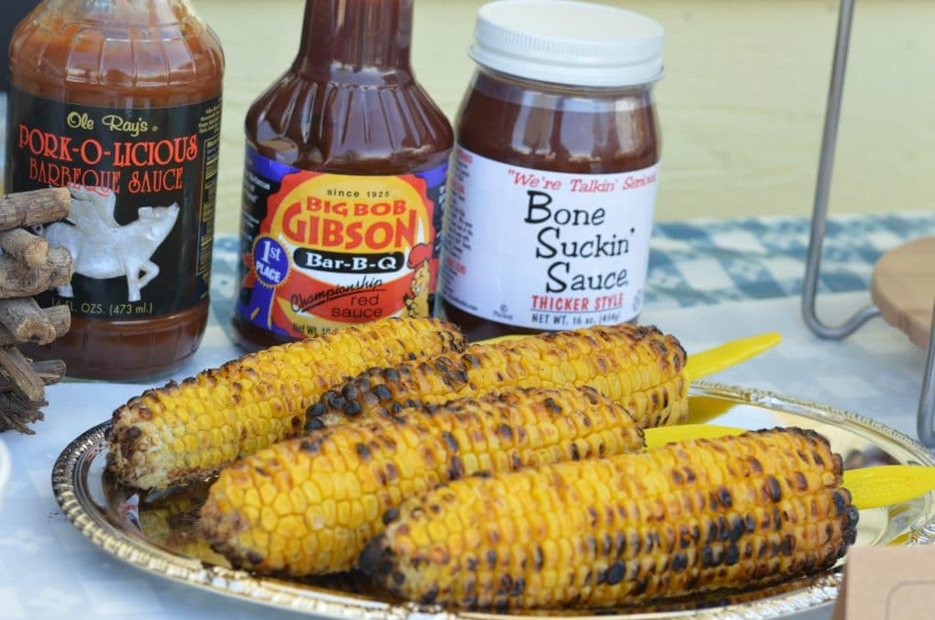 Backyard BBQ Ideas - Roasted Corn