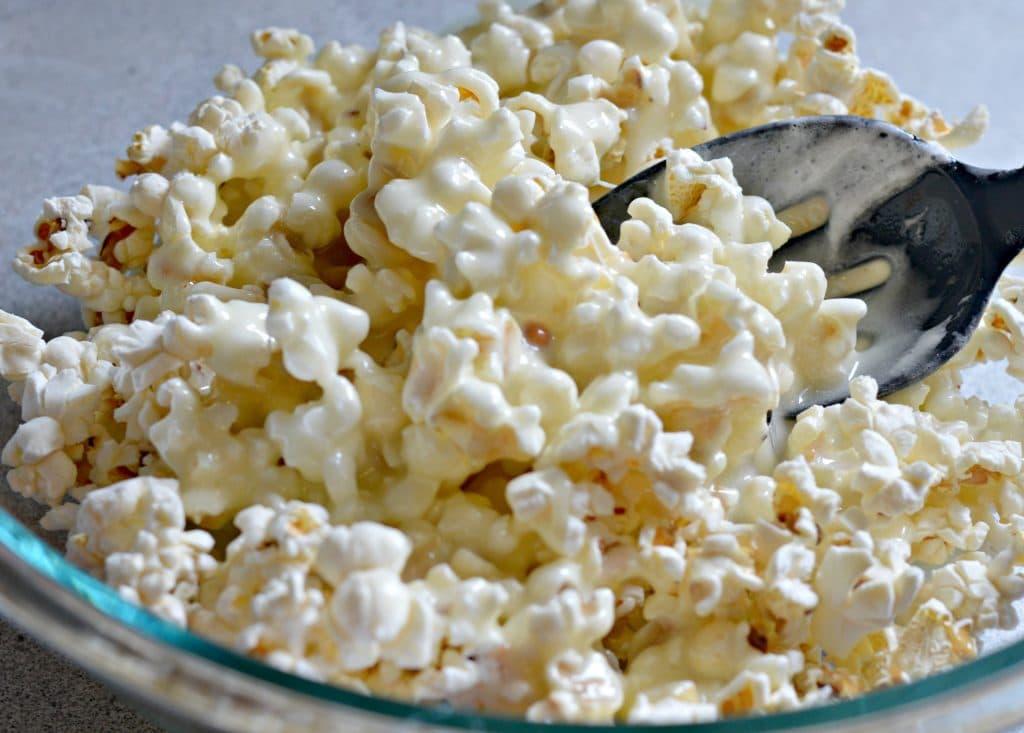 Popcorn Balls Prep