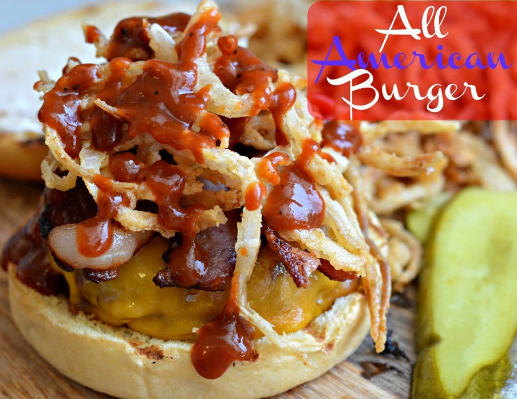 All American Burger 1