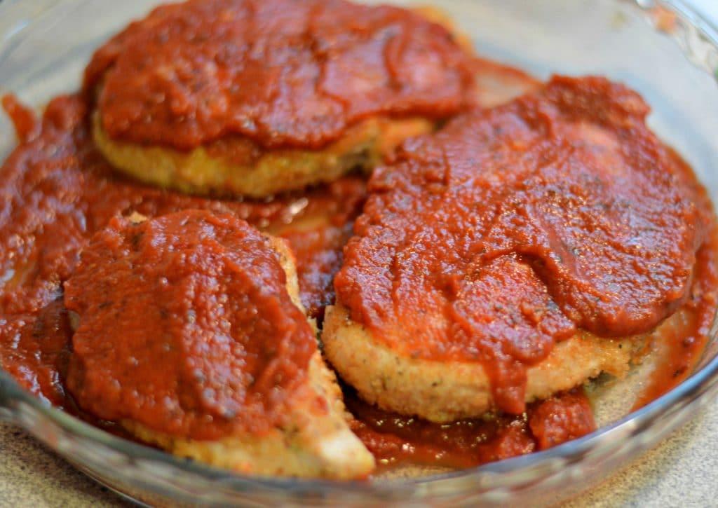 Chicken Parmesan Sauce