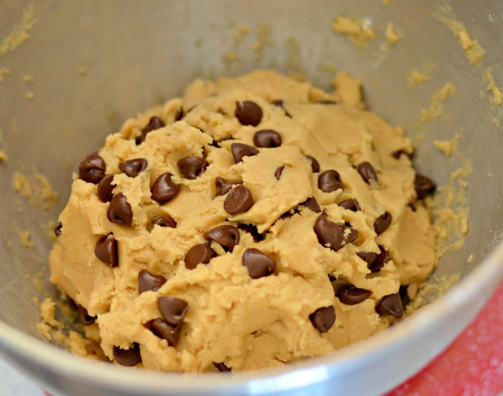 Chocolate Chip Cookies Dough 1