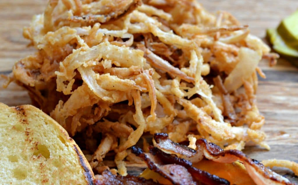 Crispy Onion Straws 7