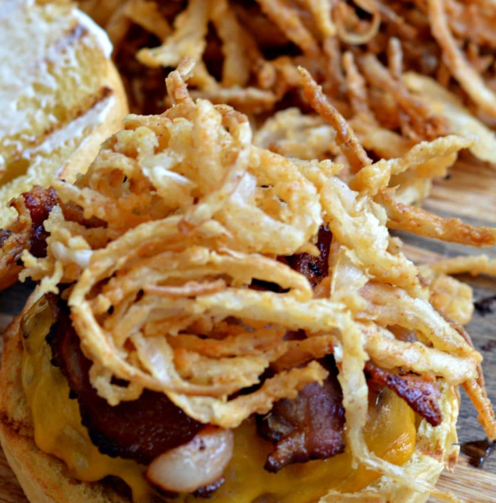 Crispy Onion Straws 8