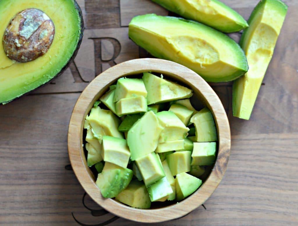 avocado- egg salad 1