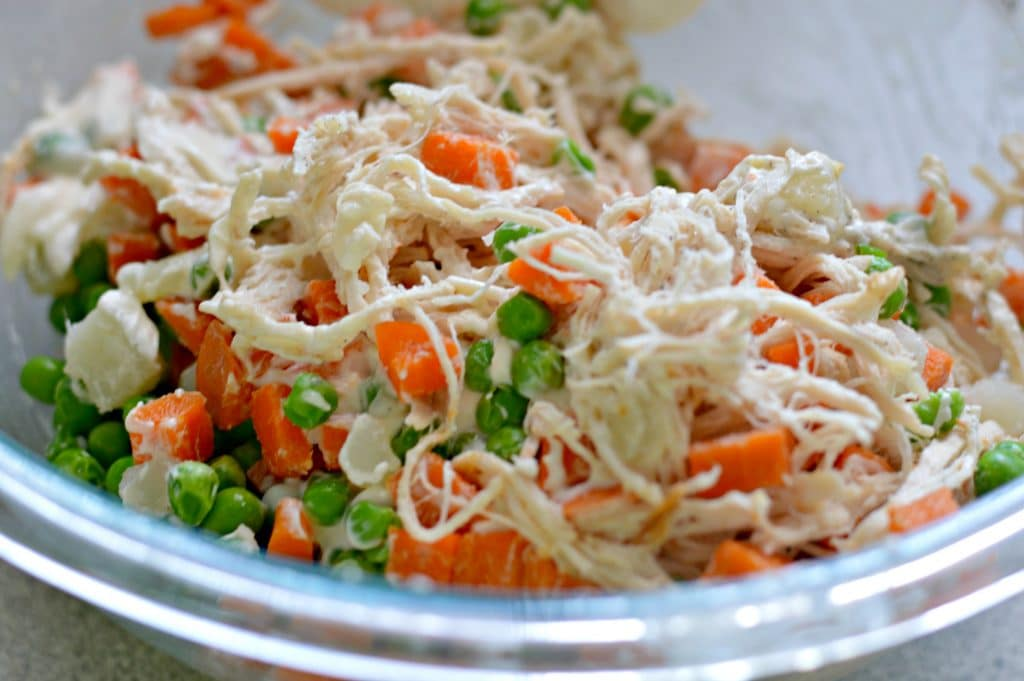 Chicken Salad Mixed