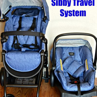 Evenflo Sibby Travel System First Thoughts and Review