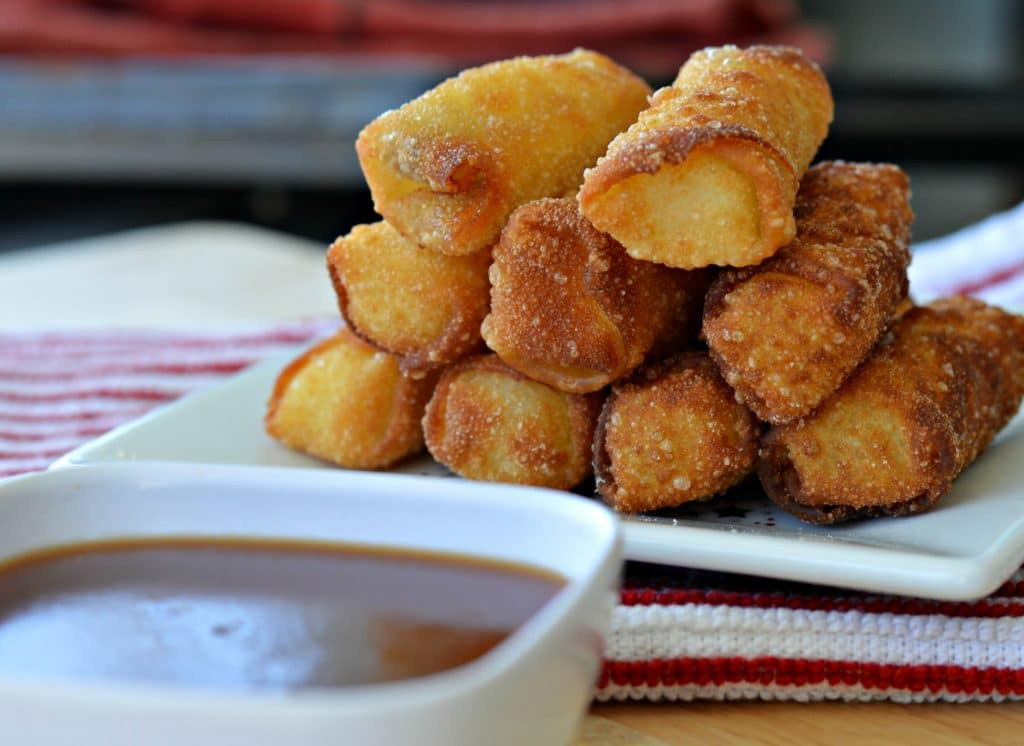 Wonton Mozzarella Sticks 2