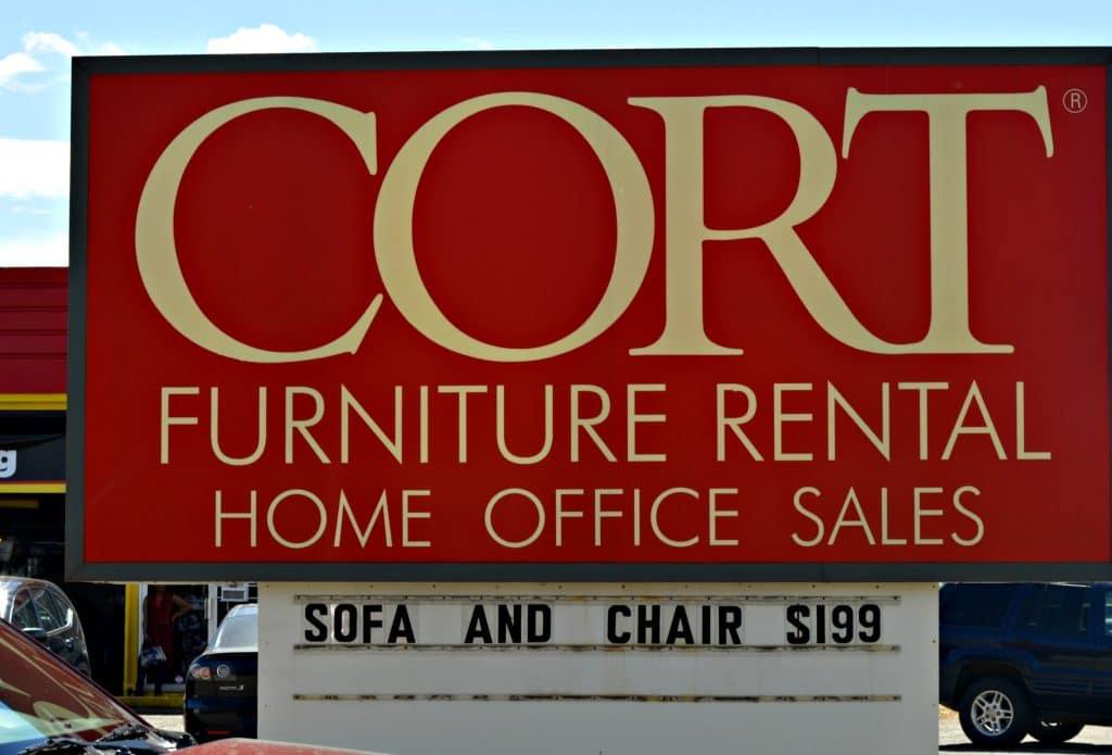 Cort furniture rental clearance center top cort furniture for Cort clearance center