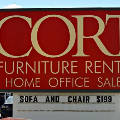 My Experience at CORT Clearance Centers