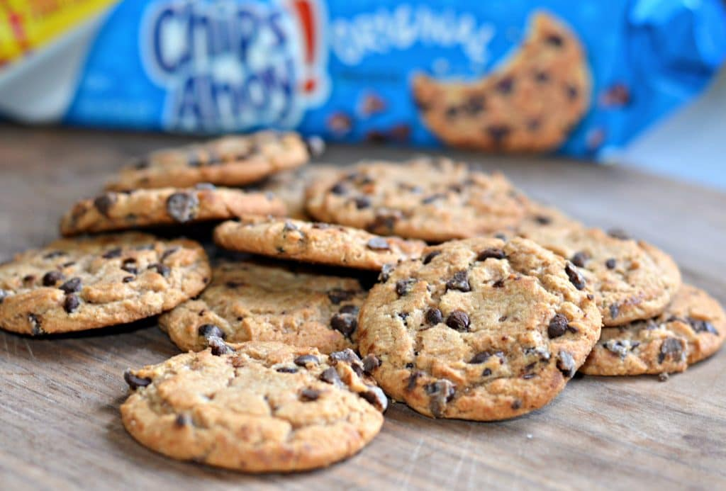 Chips Ahoy! Chocolate Flan Cake Cookies 2