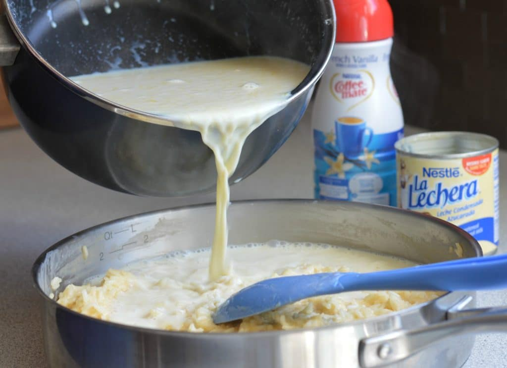 arroz con leche rice pudding 9