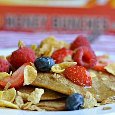 Honey Bunches of Oats Pancakes