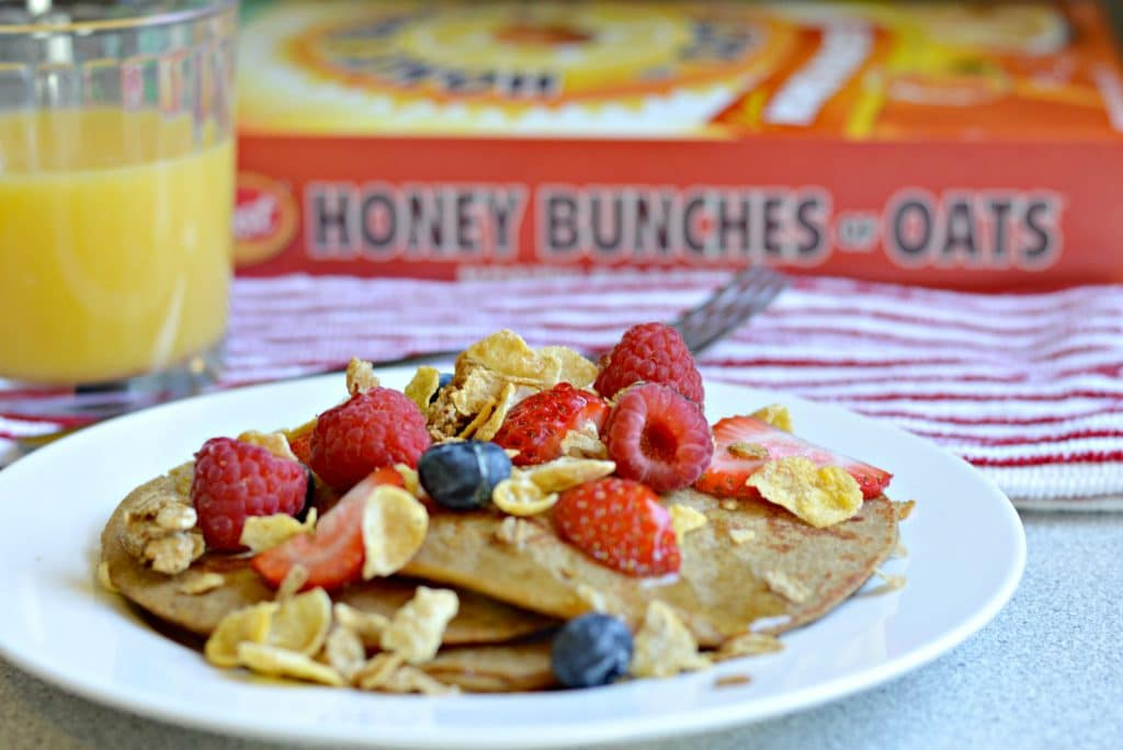 Honey Bunches of Oats Pancakes 7