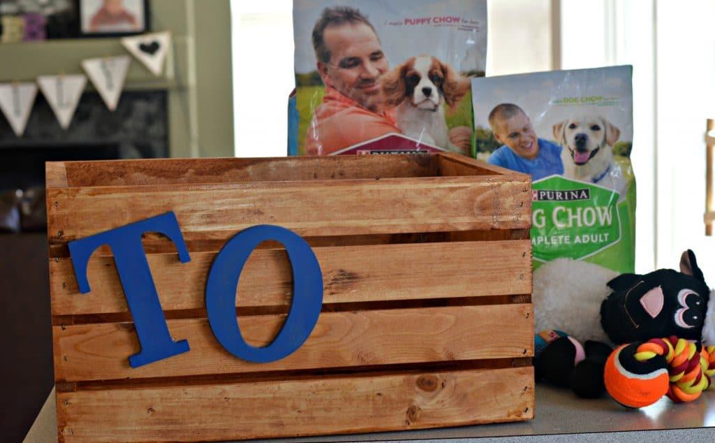 DIY Toy Box Dog 5