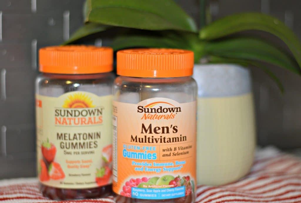 Sundown Naturals vitamins