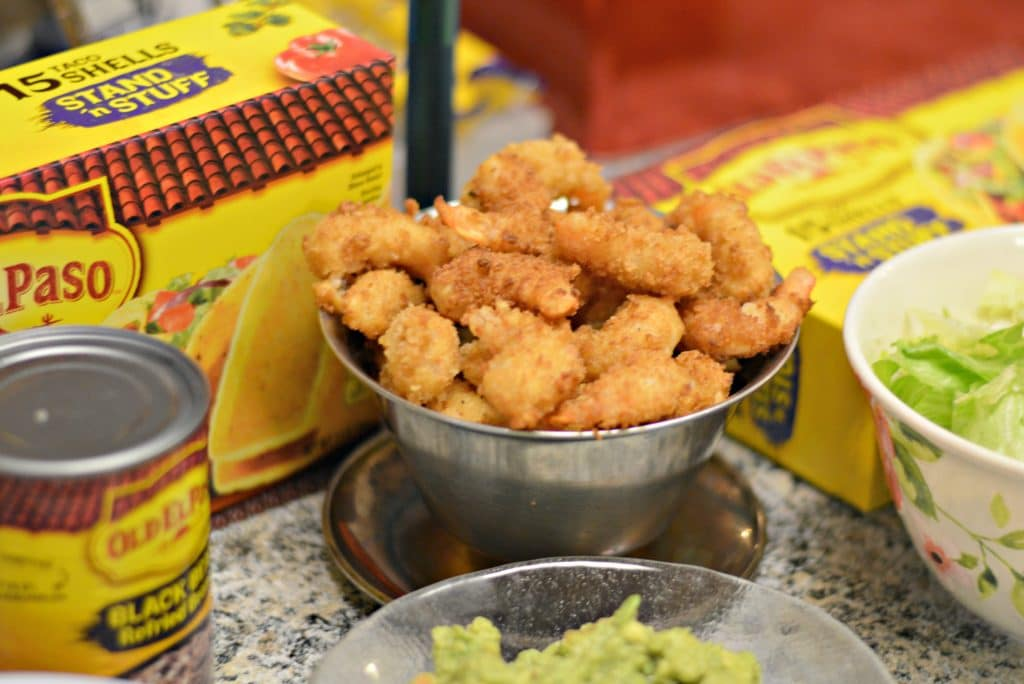 Extra Crispy shrimp 2