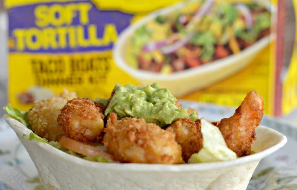 Extra Crispy Shrimp Bowl 4