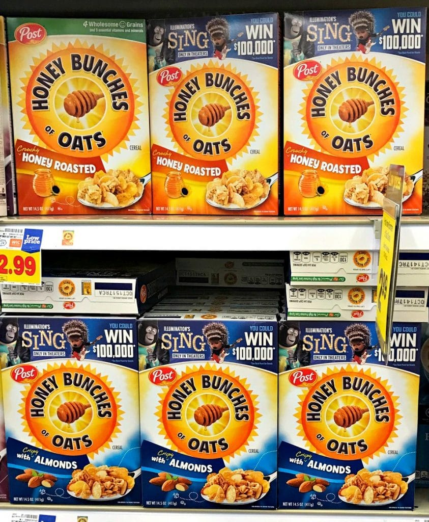 Honey Bunches of Oats Store
