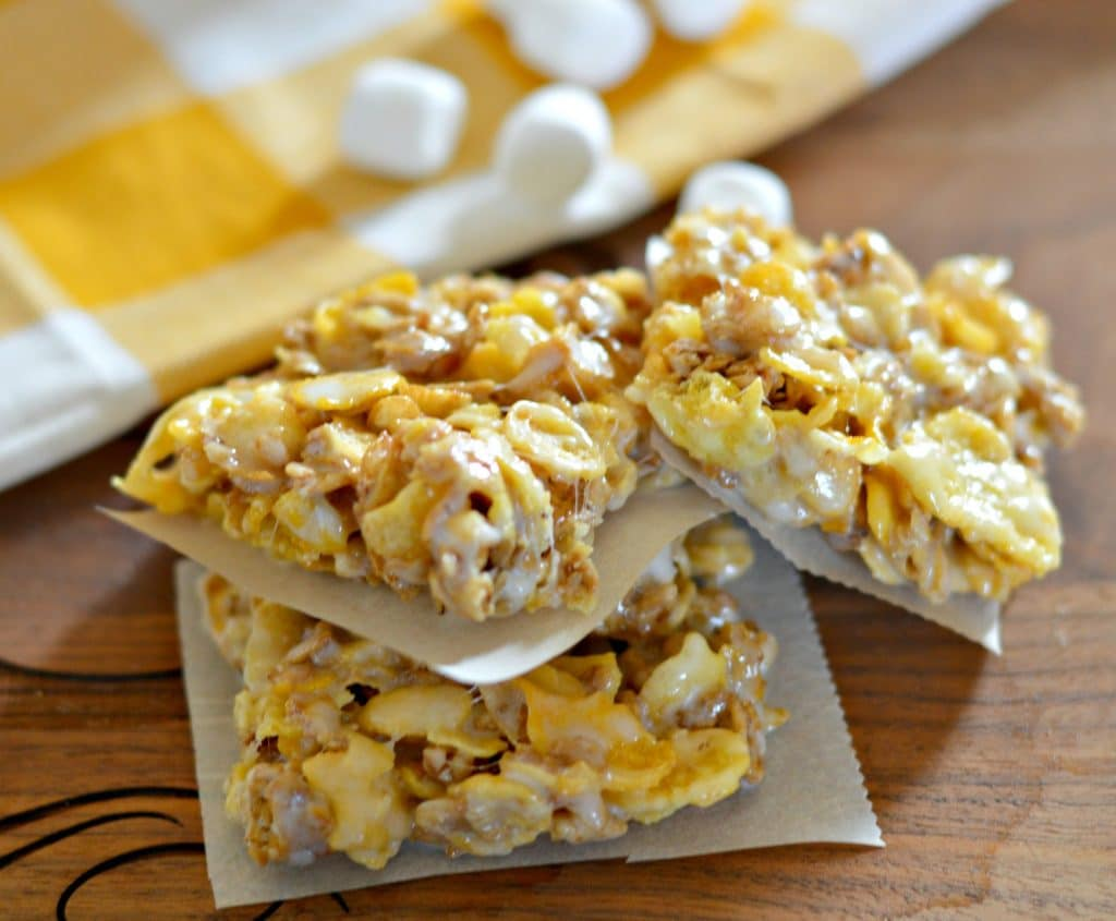 Honey Bunches of Oats Marshmallow Bars 6