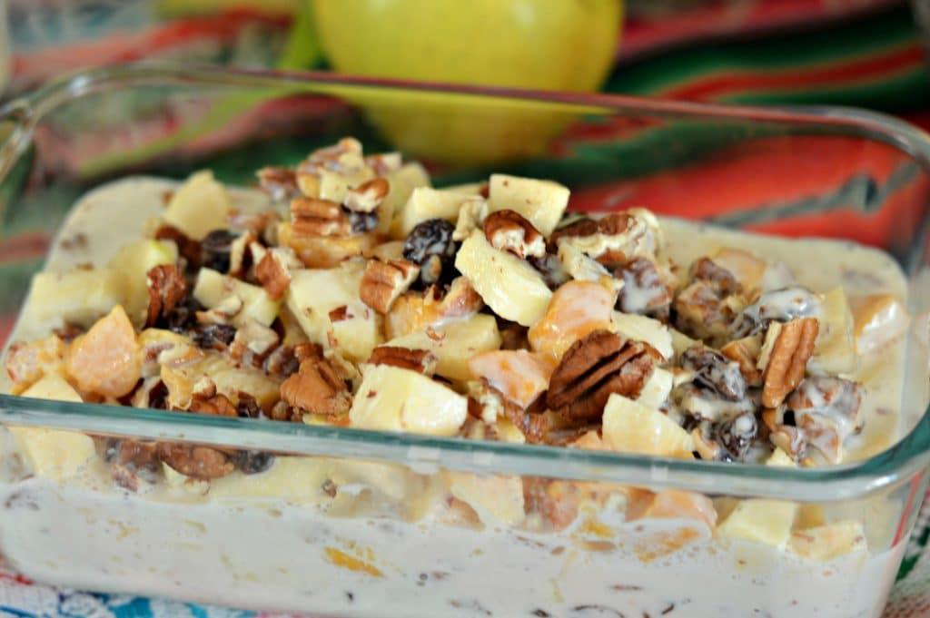 Ensalada de Manzana 1 Mexican