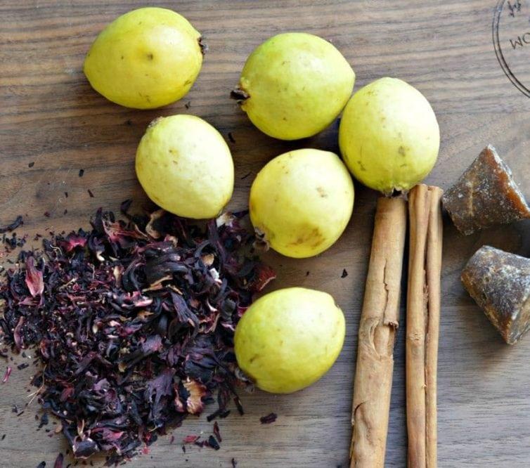 Ponche de Frutas 2