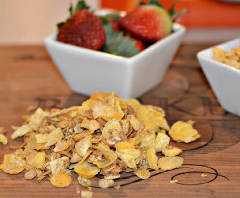 Easy Fruit and Yogurt Parfait 2