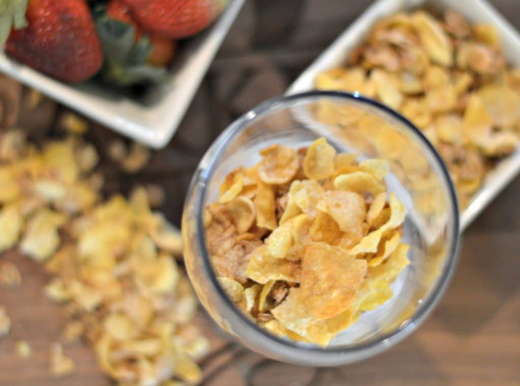 Easy Fruit and Yogurt Parfait 3