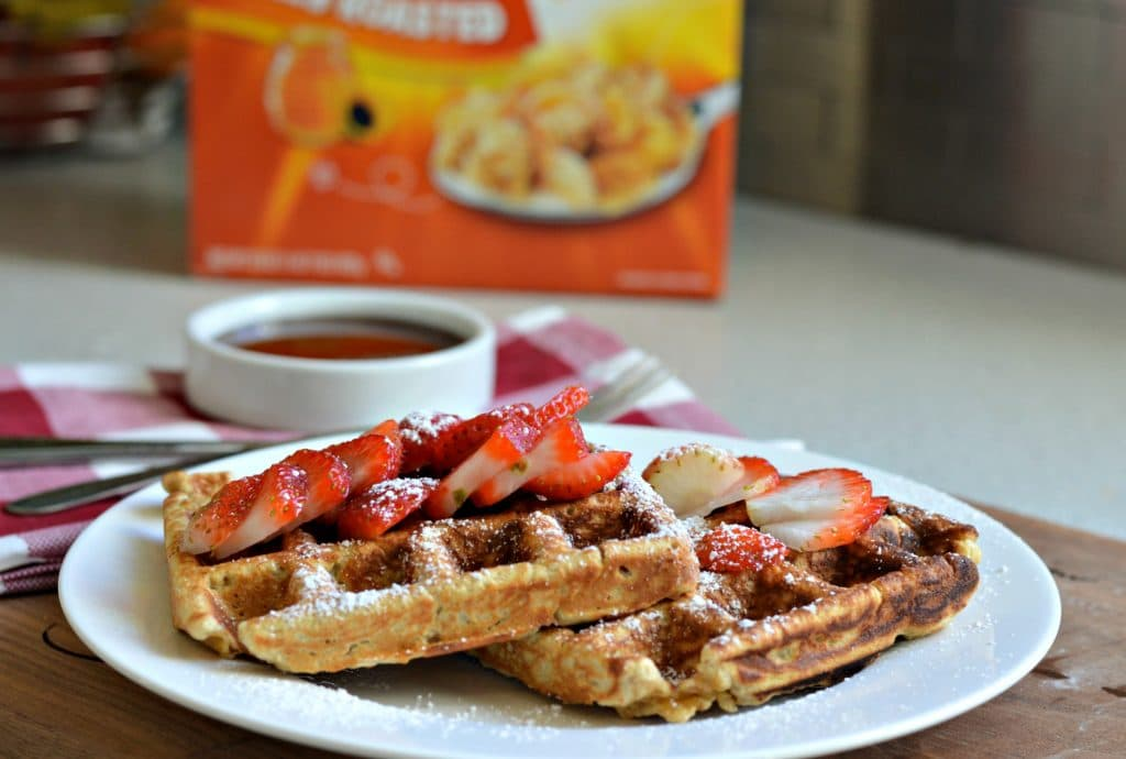 Honey Bunches of Oats Waffles 6