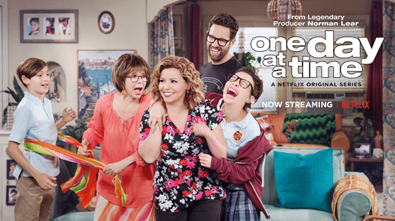 One Day At A Time  on Netflix