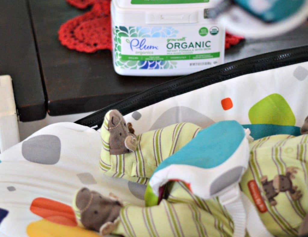 Plum Organic Supplementing 2