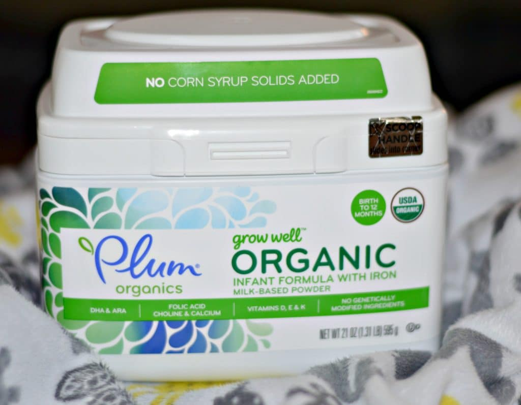 Plum Organic Supplementing 3