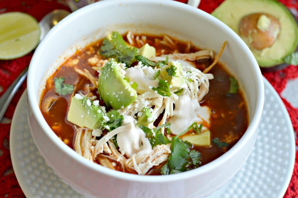 Chicken Tortilla Soup 6